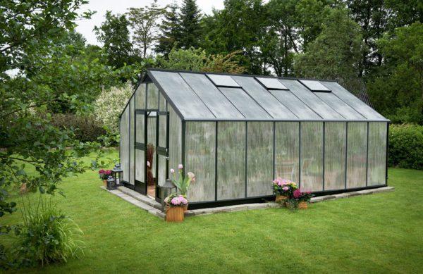 Polycarbonaat Gardener tuinkas
