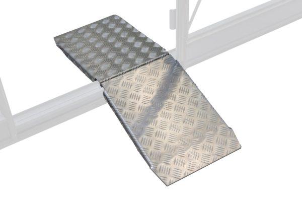 ACD Aluminium oprijplaat