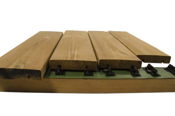 ACD houten vloer