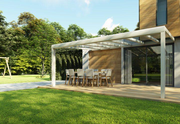 Aluxe Designline veranda