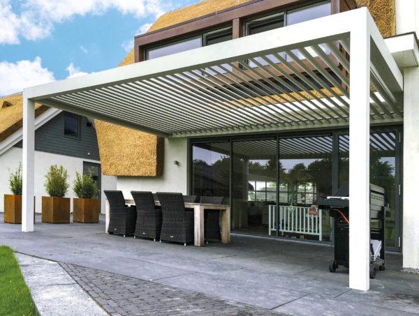 Aluxe Luxline veranda