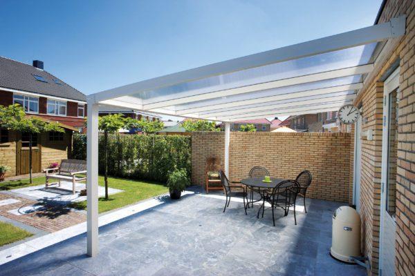 Aluxe Trendline veranda