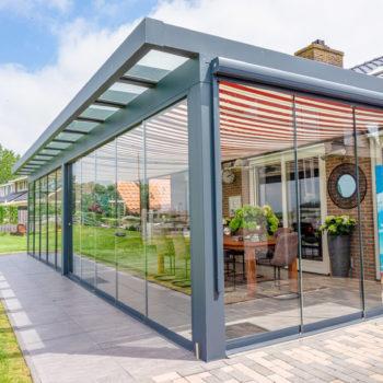 Aluxe Ultraline veranda