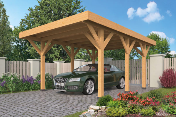 Lemmer carport